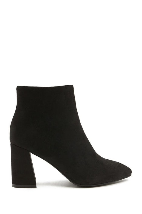 3916300ae2b9 Faux Suede Ankle Boots