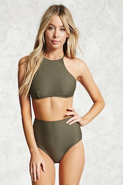 a85fa6899a Women's Swimwear | One-Piece, Shorts, Cover-Ups & More | Forever 21