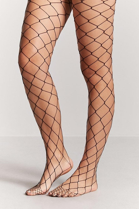 5b61ec7fb1e Oversized Fishnet Tights