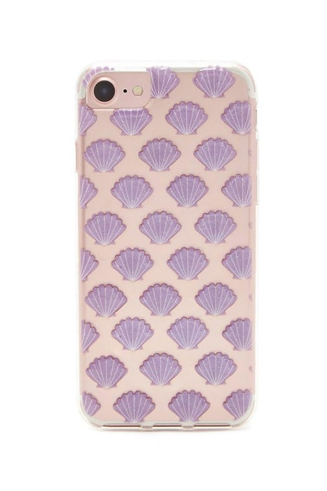 41123fe1cf forever21 PHONE CASE, Seashell Case for iPhone 7/7s/8 for Women at ...