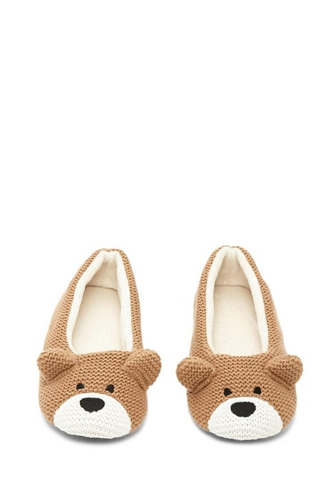forever21 SHOES, Bear House Slippers for Women at Forever21 in