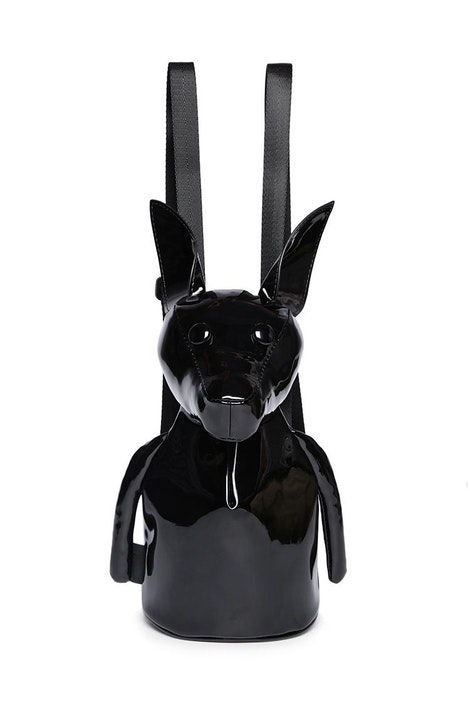 22645a41ace forever21 HANDBAGS, Kendall + Kylie Dog Shaped Backpack for Women at ...