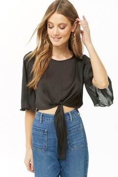 41a397d3eda365 Forever 21 Woven Tops - Buy Women Tops