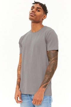8857cebe5a09 Forever 21 Basic Tops - Buy Men Tees, Tank Tops Online | Forver 21