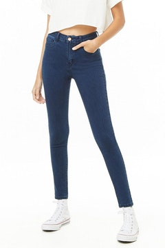 341459645b3e7d Forever21. Forever21. Forever21. Forever21. quick view. 1,499. Mid-Rise  Skinny Jeans
