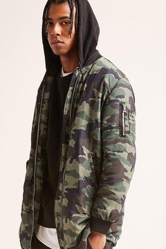 cb0794c23d508 Forever 21 Outerwear - Buy Men Coats, Jackets, Trench Online ...